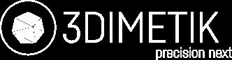 Logo 3DIMETIK 3D Messtechnik